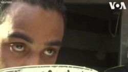 Thách uống 12 lít nước mía ở Ai Cập