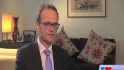 بخشی از مصاحبه با سفیر بریتانیا در کابل