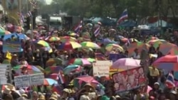 Thailand Prepares for Mass Protests