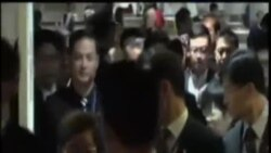 海協會長陳德銘訪台 獨派團體抗議