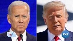 Présidentielle américaine: premier débat entre Joe Biden et Donald Trump