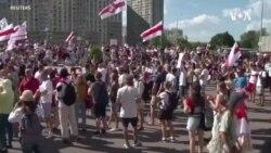 白俄羅斯反對派領袖:做好領導國家的準備