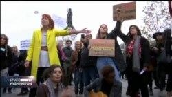 Protesti protiv seksualnog iskorištavanja