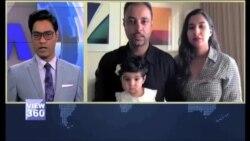پورٹوریکو: ارما میں پھنس جانے والا پاکستانی جوڑا