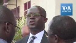 Augustin Senghor a annoncé sa candidature à la présidence de la CAF