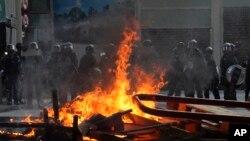 تظاهرات خیابانی در هنگ کنگ - ۳۰ شهریور ۱۳۹۸