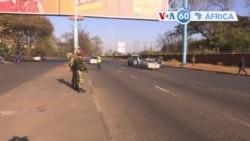 Manchetes africanas 31 julho: Ruas de Harare vazias devido a presença de forças de segurança