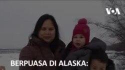 Berpuasa di Alaska: Ikuti Waktu Makkah, 'Lebih Dekat Dengan Tuhan'