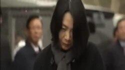 果仁憤怒事件主角趙賢娥被判一年監禁