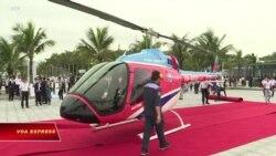 Mỹ 'lần đầu' bán trực thăng thương mại cho Việt Nam