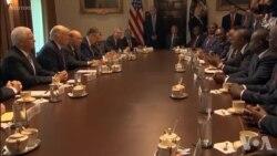 肯尼亚总统:希望与美国加强贸易和投资合作