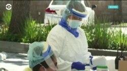Число скончавшихся от коронавируса американцев к ноябрю может составить 200 тыс. человек