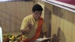 স্বল্প আয়োজনে বোধনের মধ্যে দিয়ে শুরু হয়েছে দুর্গাপূজার আনুষ্ঠানিকতা