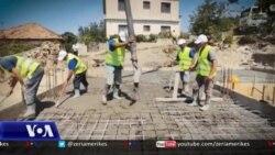 Shqipëri, ritmet e rindërtimeve pas tërmetit