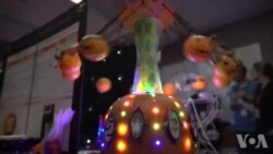 Rocket Scientists Create Pumpkin Designs Carnival
