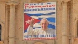 Cuba se prepara para la llegada del Papa