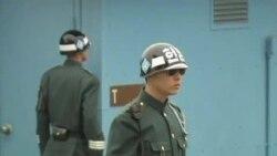 朝鲜士兵杀死2人后投诚韩国