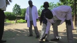 Ugandan Doctors Aid Victims of Sudan's Civil War