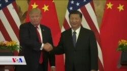 Trump Serdana Asya Navîn Didomîne