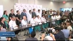 Orlando'da Doktorlar Çok Sayıda Hayat Kurtardı