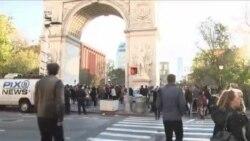 Нью-Йорк солидарен с «городом света»