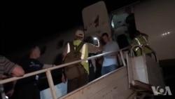 Resposta americana ao ciclone Idai inclui clínica de emergência em Buzi