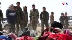 """İŞİD-in elan etdiyi """"xilafət"""" son günlərini yaşayır"""