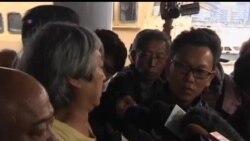 2013-11-13 美國之音視頻新聞: 香港保釣人士啟航前往南沙