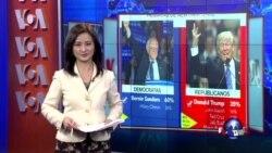 VOA连线:如果桑德斯当选美国总统?