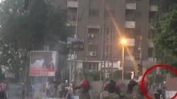 В Египте неизвестные использовали оружие против военных