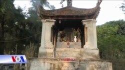 Thăm lăng mộ Ngô Quyền