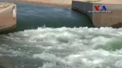 Çiftçilerle Kentlileri Bölen Nehir