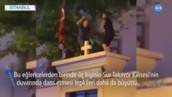Kadıköy'de Gece Yarısı Sokak Partileri Tepki Çekiyor