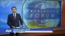 Washington Forum du jeudi 6 juin 2019 : le président américain en Europe