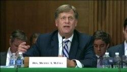 У Сенаті США відновилися дискусії щодо нових санкції проти Росії. Відео