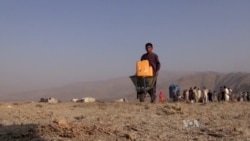 UN Warns of More Than a Million Displaced in Afghanistan