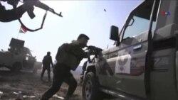 Peşmərqə Mosul uğrunda döyüşləri intensivləşdirib