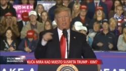 Trump predložio mjesto susreta sa liderom Sjeverne Koreje