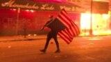 ประท้วงบานปลายทั่วสหรัฐฯ เหตุตำรวจผิวขาวสังหารชายผิวสีใน 'มินนีแอโปลิส'