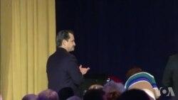 Prezidan Trump Pran Angajman pou Plis Libète Relijyon sou Administrasyon li a
