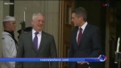 وزیر دفاع آمریکا: روند صلح در افغانستان باید توسط این کشور رهبری شود