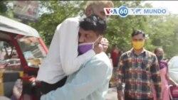 Manchetes mundo 26 de Abril: Índia vive surto devastador de COVID-19 e falta oxigénio nos hospitais