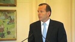 阿博特就任澳大利亞總理