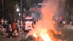 印尼爆發暴力抗議 總統取消國事訪問