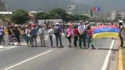 """Venezuela: oposición marcha """"contra la represión"""""""