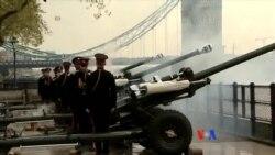 2014-04-22 美國之音視頻新聞: 英女皇慶祝88歲壽辰