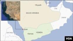 شهر جیزان در جنوب سعودی