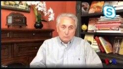 Vashington choyxonasi: Sanjar Umarov bilan suhbat