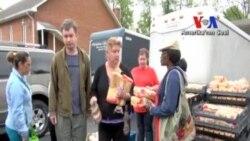 Evsizlere Gıda Yardımı