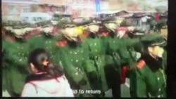 Heavy Chinese Security Presence at Tibetan Prayer Festival